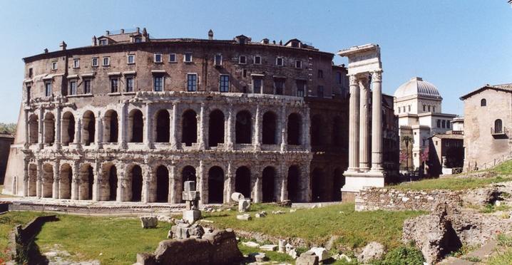 Roman-theatre-1 | TACO 2020 Conference Rome